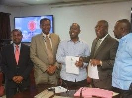 Haiti - Economy : 470M Gdes in support to agricultural SMEs