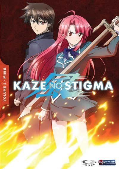 Kaze No Stigma | Kaze no Stigma: Complete Collection Season 1 Part 2