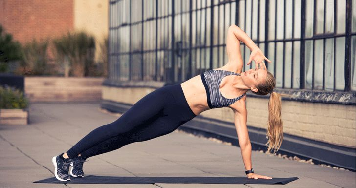 Move #1—Elbow Thread: http://www.thecoveteur.com/natalie-uhling-ab-workout/