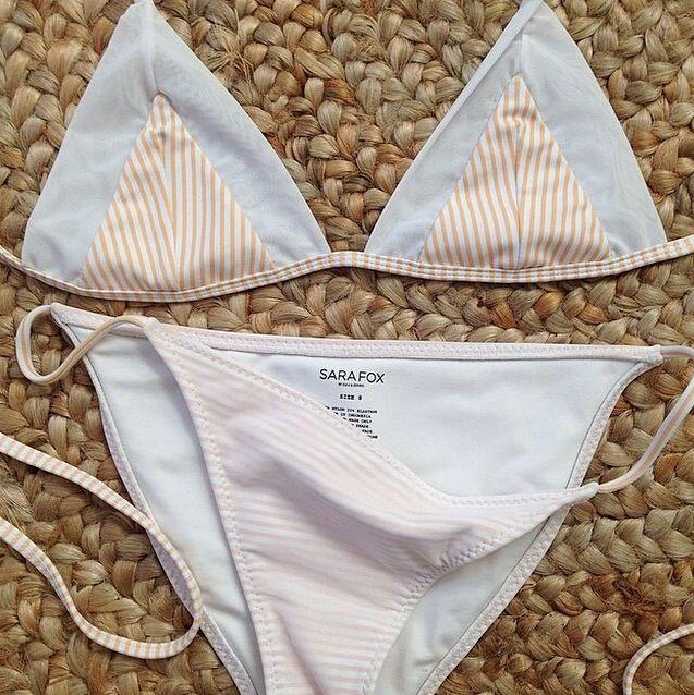 SARAFOX X ZULU & ZEPHYR - bikini collaboration has not hit in-store. Exclusive to @sarafoxandco and @zuluandzephyr.