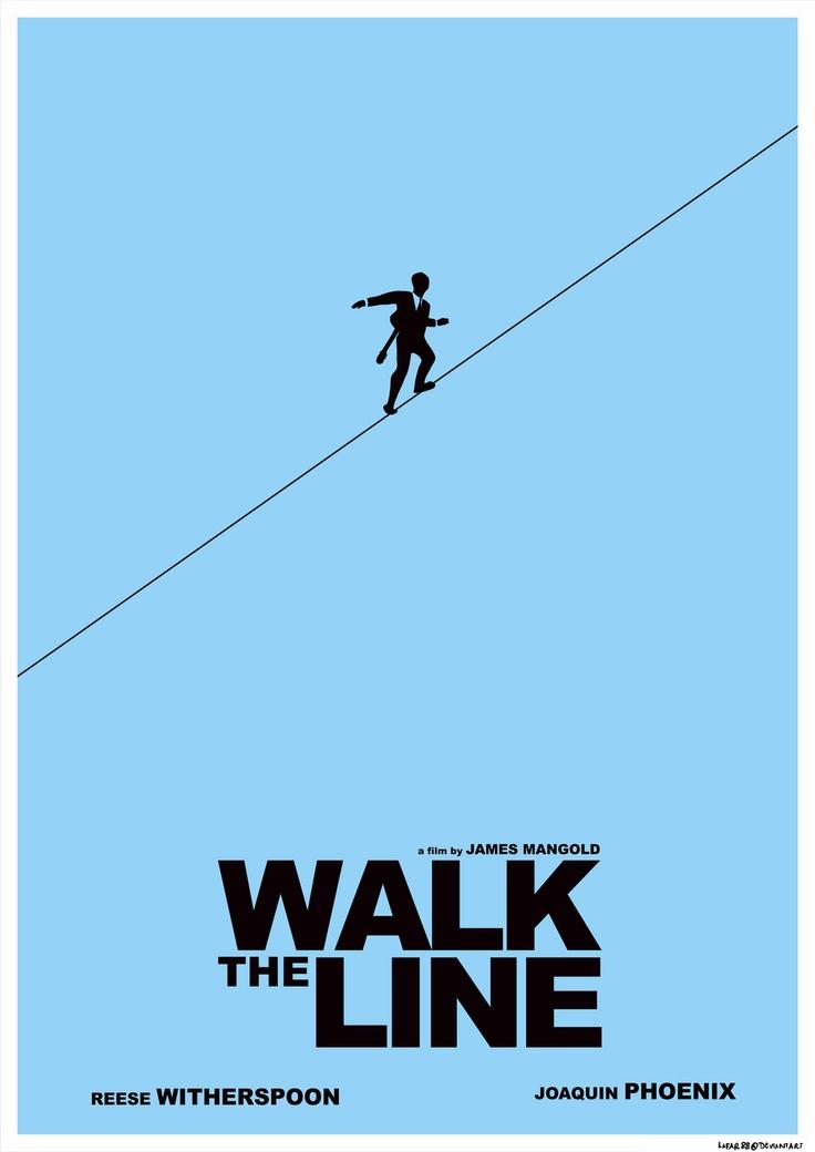 Walk the Line Movie Poster by Lafar88.deviantart.com on @deviantART