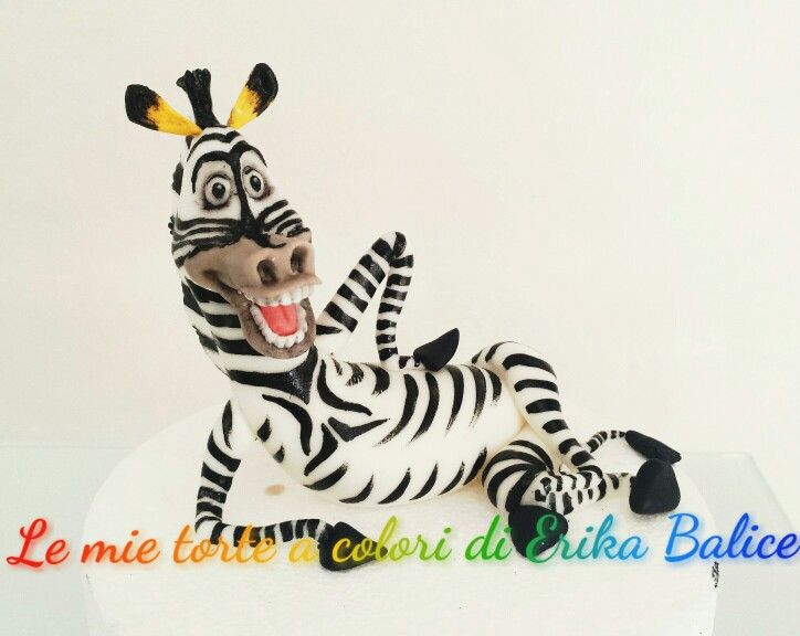 #zebra #juventus fondant