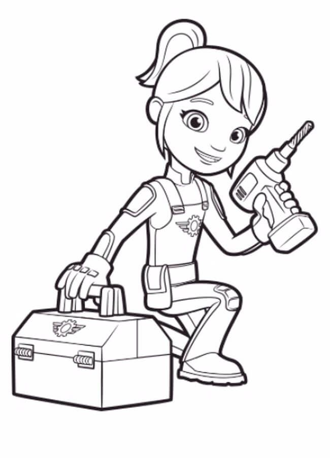 Gabby Blaze And The Monster Machines Coloring Pages Kids Coloring Books Coloring Pages Paw Patrol Coloring Pages
