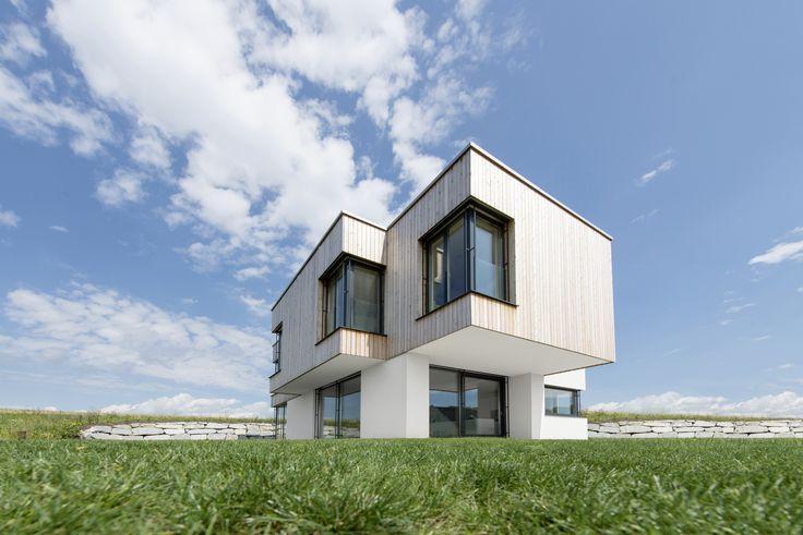 Internorm Fenstersysteme HF200, AT400 Designstil 'home pure'. #homepure #puristic #architecture #internorm