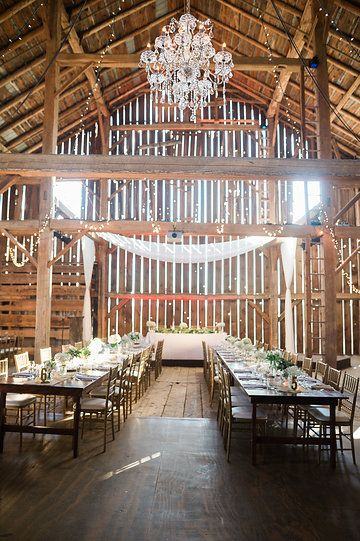 Cambium Farms - Vintage Barn Wedding Photo from Jess & Francis collection by 1486 Photography