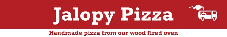 Mobile wood fired pizza oven : Jalopy Pizza : Bridport Dorset