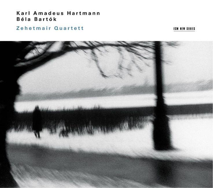 1727 Zehetmair Quartett - Karl Amadeus Hartmann  Bela Bartók