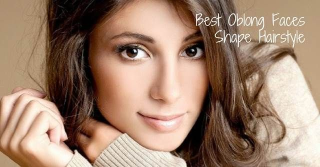 Tips to own gorgeous hairstyles for oblong faces. Making some wave or curl for medium hair with oblong faces will always be a perfect choice. This hairstyle