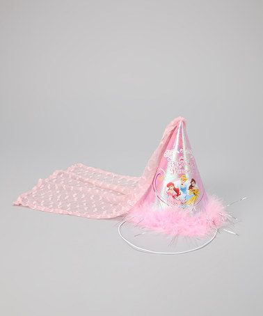 princess cone hat template - pink 39 birthday princess 39 cone hat disney birthdays and pink