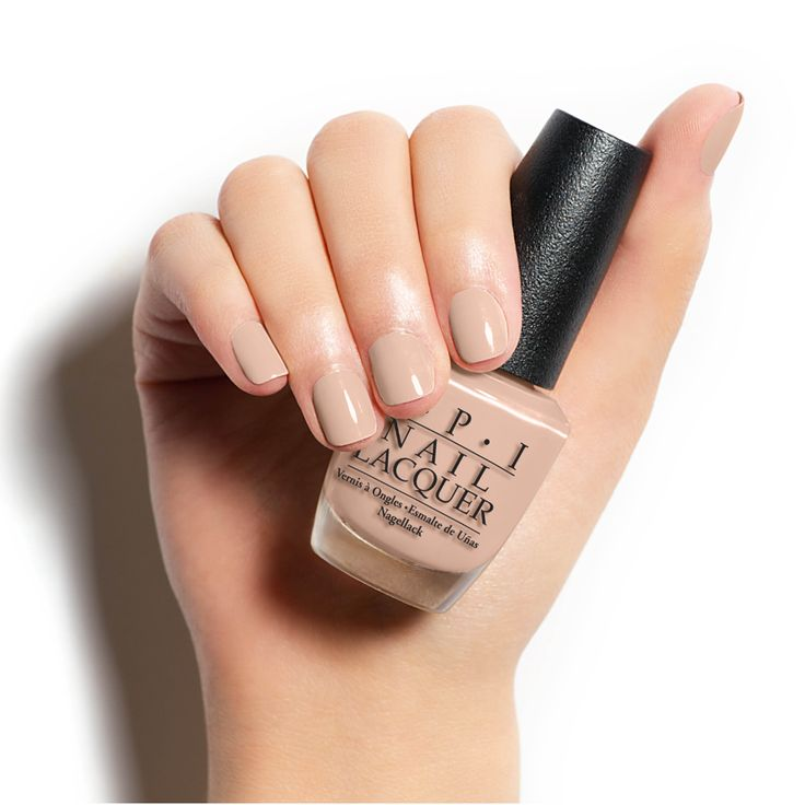 Nail Colors: Pale To The Chief: So Nearly Nude, It's Almost Scandalous