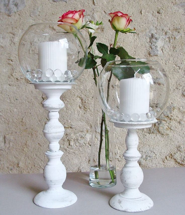 20 best d co id e d co action images on pinterest for Bougeoir shabby chic