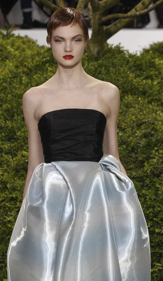 Award Show Dress Lines - The Christian Dior Spring/Summer 2013 Collection is Glamorous (GALLERY)