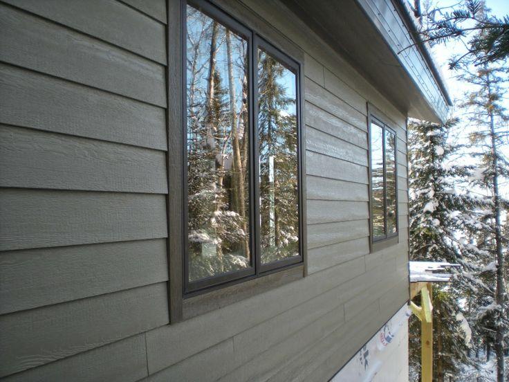 Lp Smartsiding Huisman Custom Homes Timber Frame Ely