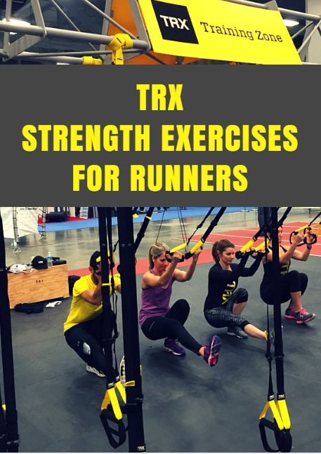 Adding strength training to your workout schedule will not only make you faster and more efficient, it can also help prevent common running injuries and keep you off the injured reserve list. To increase your running power and mobility, use these simple but effective body-weight exercises from TRX Training, designed specifically for runners. Perform all four sets of exercises below for a full-body, running-specific work…
