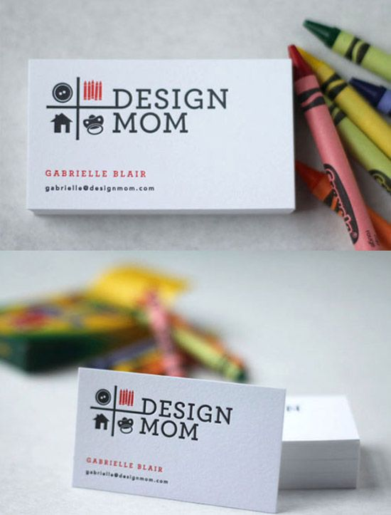 50 hot new business card designs simple business