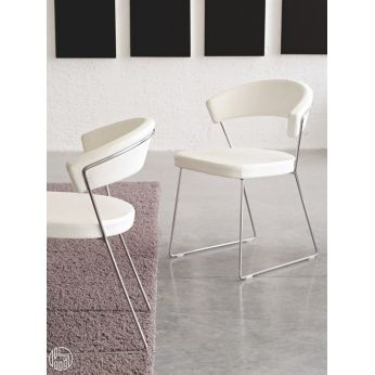 new york leather side chair new york chairs u0026 calligaris side chairs