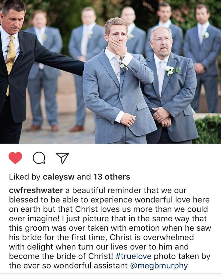 """649 Likes, 12 Comments - Katie Clark Spinks (@katiecspinks) on Instagram: """"It's truly a blessing when the people involved in one of the greatest days of your life have a…"""""""