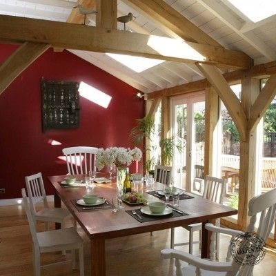 57 Best Ideas For Kitchen And Dining Room Extensions Images On Pinterest