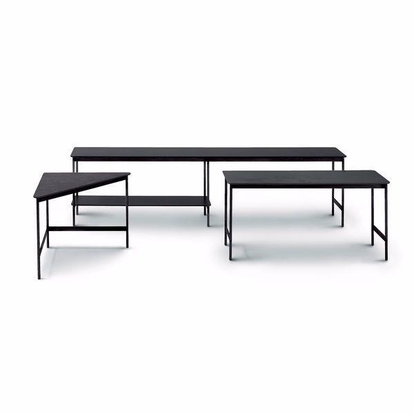 Capilano Coffee Tables - design Luca Nichetto - Arflex