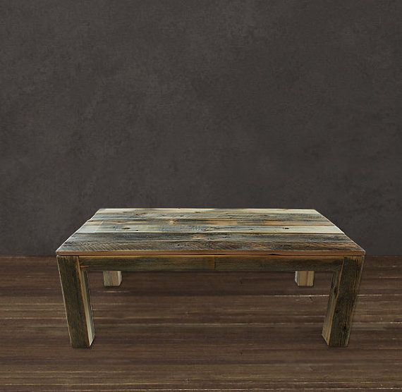 37 best furniture i like images on pinterest dining room for Reclaimed wood dc