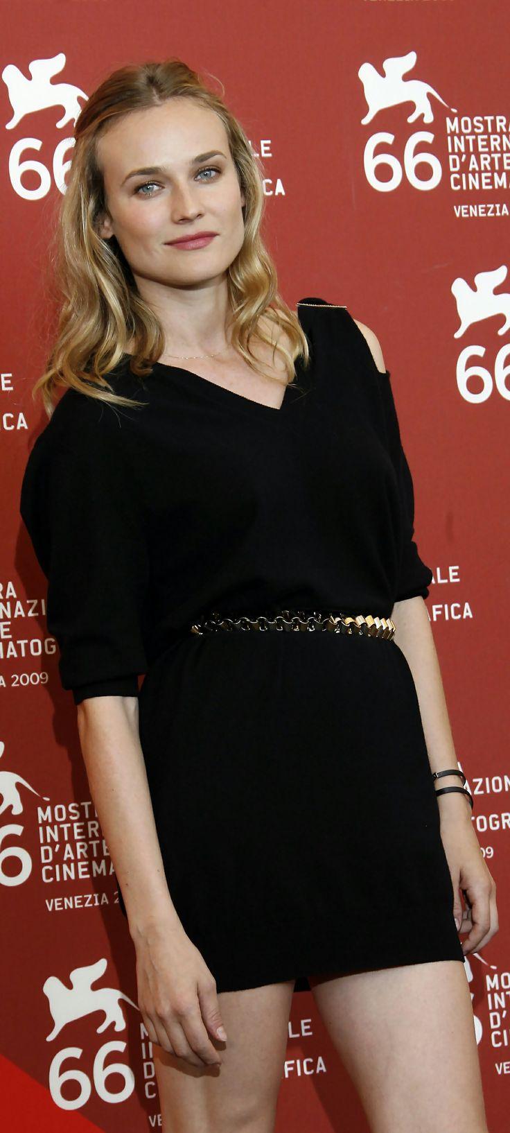 Diane Kruger LBD