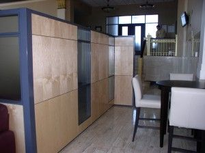 Free Standing Walls - Movable Walls, Glass Partitions, Demountable Partitions & Modular Walls