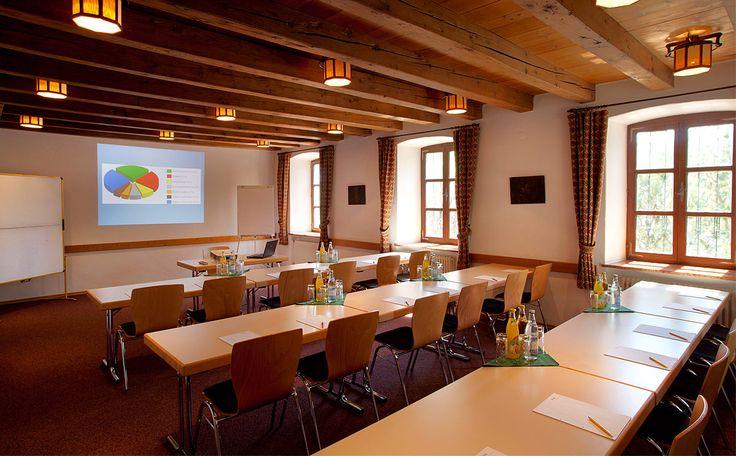 Tagungen und Kongresse im Kolping-Familienhotel Haus Chiemgau in Teisendorf