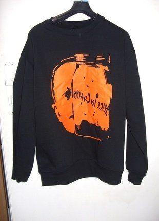 Kup mój przedmiot na #vintedpl http://www.vinted.pl/damska-odziez/bluzy/17032841-czarna-bluza-alice-in-chains-jar-of-flies-grunge