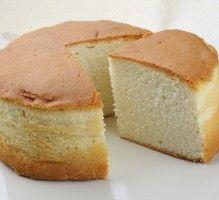 Recette - Sponge cake ou génoise à garnir - Notée 4.2/5 par les internautes