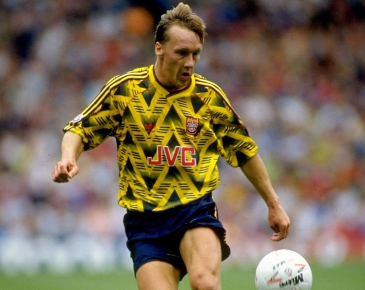 Find out what ex Arsenal footballer Lee Dixon is doing now