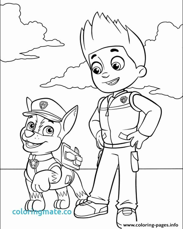 Paw Patrol Chase Coloring Page Lovely Chase Paw Patrol Drawing At Getdrawings In 2020 Paw Patrol Coloring Pages Paw Patrol Coloring Paw Patrol Printables