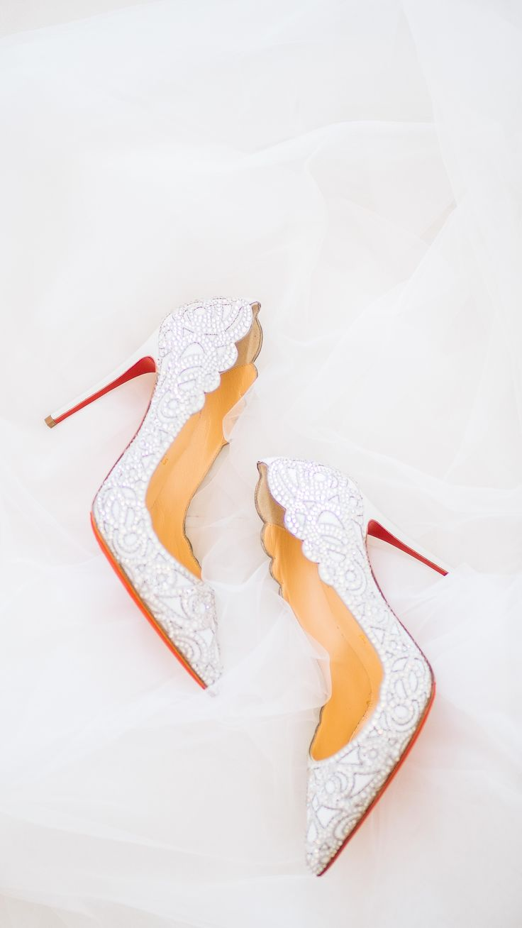 Dream Wedding Shoes - by Louboutin