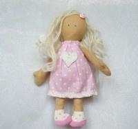 Angel - sewing doll