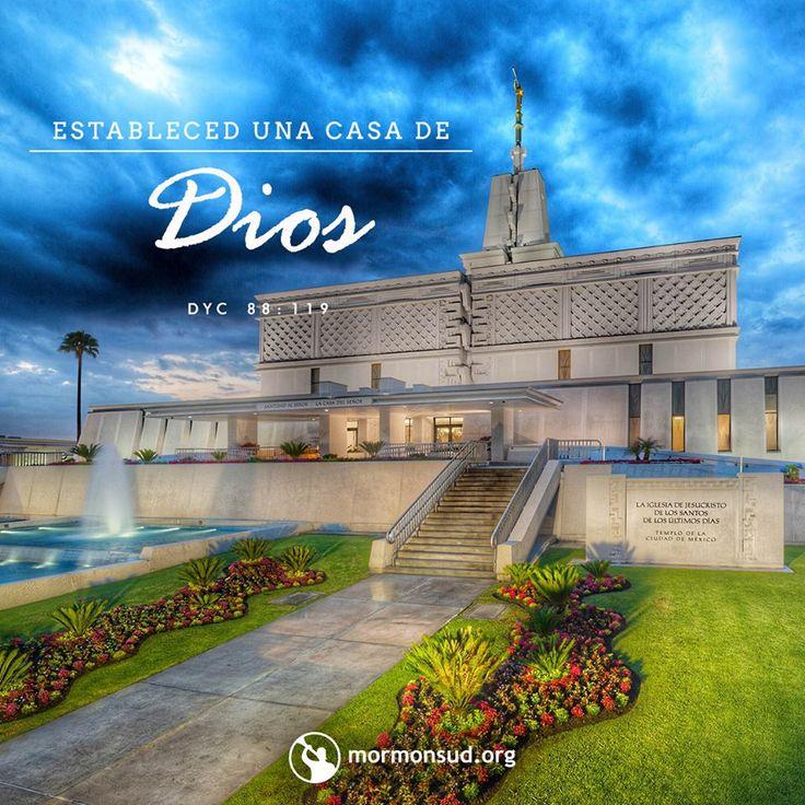 Me encanta ver el Templo Visita mormonsud.org