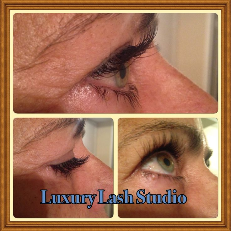 You will have the fullest lashes and still look like you were born with them! Show stoppers! 100+ lashes per eye.