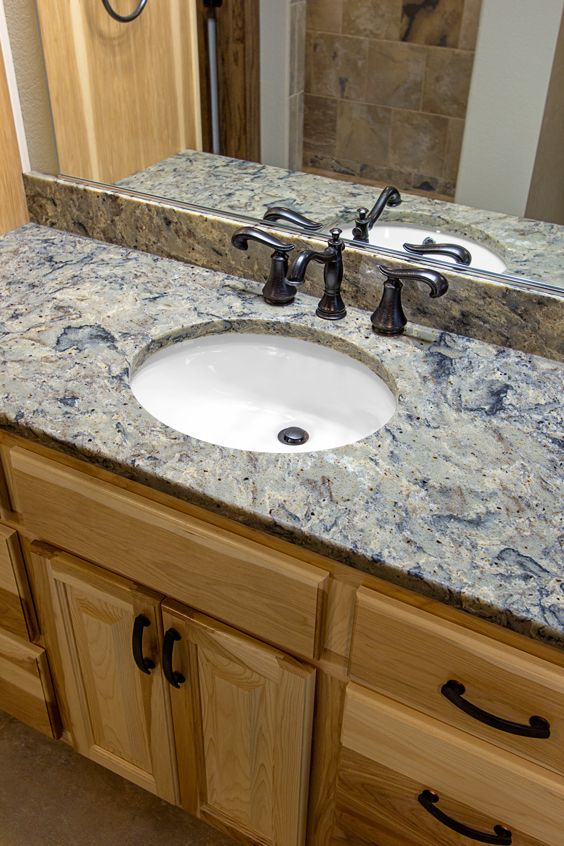 Add Appeal To Your Bathroom Vanity With Northport By Riverstone Quartz™