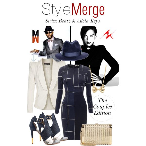 Style Merge: Swizz Beatz & Alicia Keys