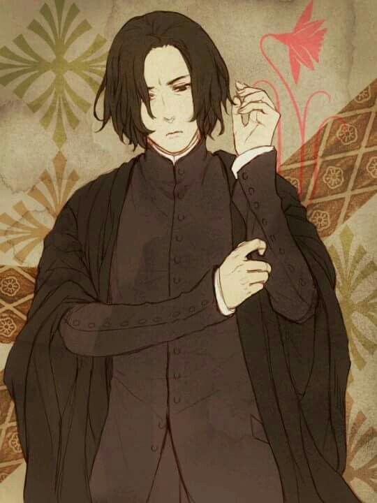 Harry Potter- Severus Snape