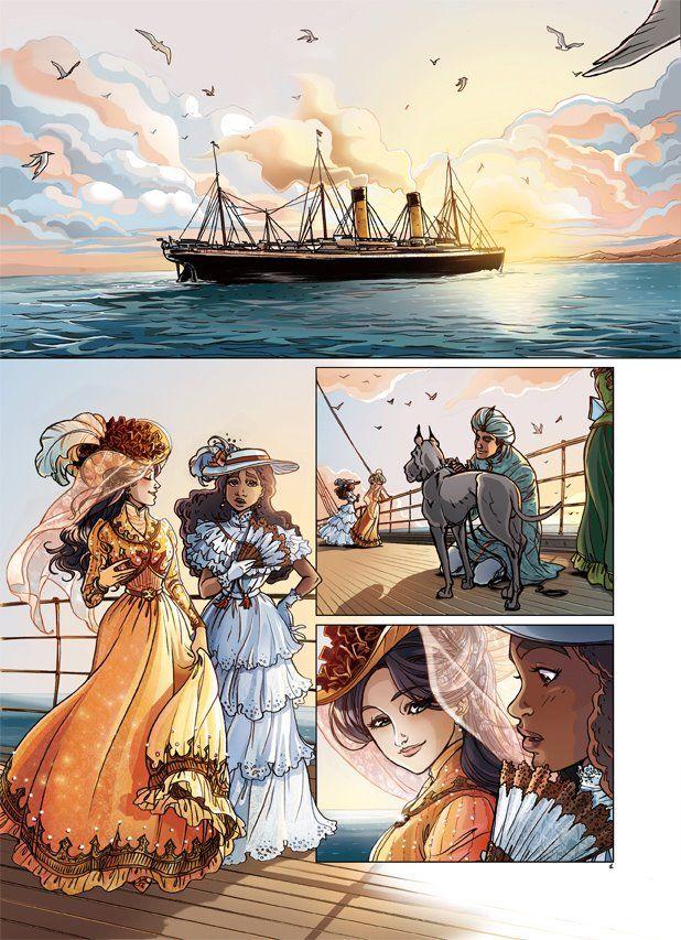 Les 31 meilleures images du tableau la rose carlate sur pinterest belge dessiner et bd - Princesse sarah 5 ...