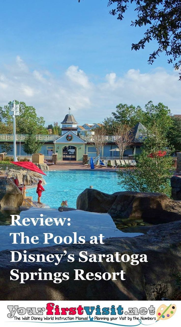 Review - The Pools at Saratoga Springs from yourfirstvisit.net