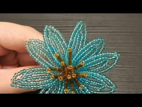 How To Make An Amazing Beaded Flower - DIY Crafts Tutorial - Guidecentral, My Crafts and DIY