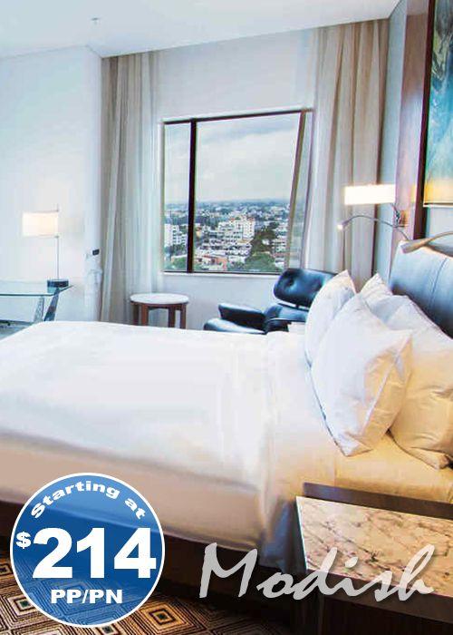 Meet the JW Marriott Hotel Santo Domingo, TripAdvisor's 2017 Travelers' Choice Awards as the Best Luxury City Hotel in the Americas.  ---------------  #dominican #republic #resort #hotel #travel