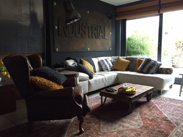Living Room,Industrieel & Vintage