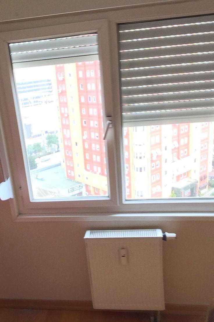 Turkuaz Sitesi/ Daire Yenileme/ kalorifer petekleri boyandı/ camlar temizlendi