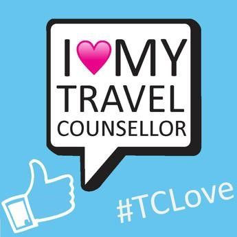 Spread the Travel Counsellor LOVE! Don't keep me a secret! #TClove x