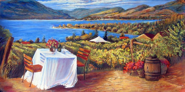 Dinner for Two by Louise LambertLouise Lambert, Alcohol Add Hic T, Louis Lambert
