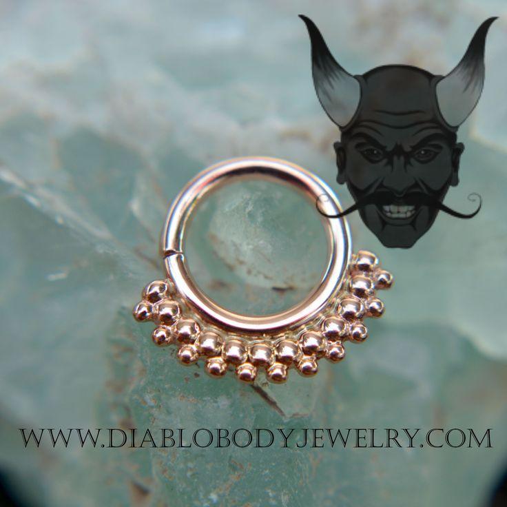 489 best Diablo Body Jewelry images on Pinterest Body jewelry