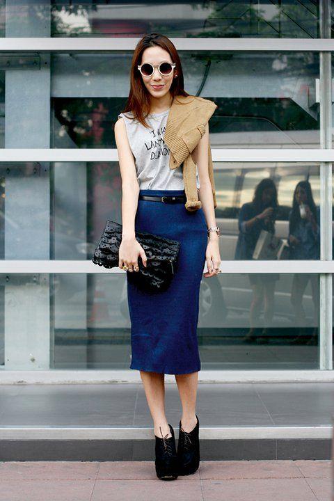 Bangkok Fashion Week: 16 Best Images About Thailand Street Style On Pinterest