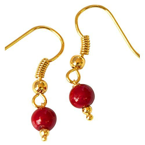 Latest Designer Gold Plated Red Pearl Women Amazing Casua... https://www.amazon.ca/dp/B06XPZVB57/ref=cm_sw_r_pi_dp_x_Ab5YybPRR3DHK