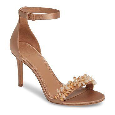 Womens Heels Buy Cheap 68424548 Tory Burch 115mm Peep Toe Cork Black